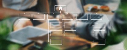 Saiba como definir a estrutura de um site institucional